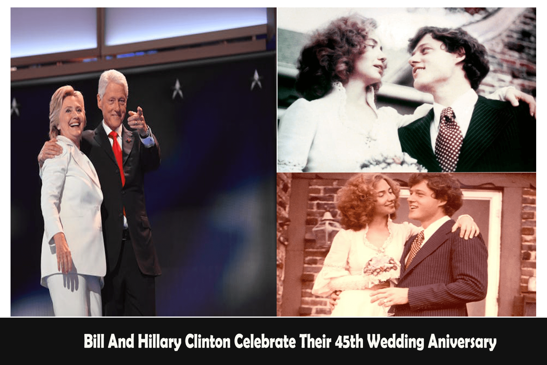 Bill-And-Hillary-Clinton-Celebrate-Their-45th-Wedding-Aniversary-Afrinotes