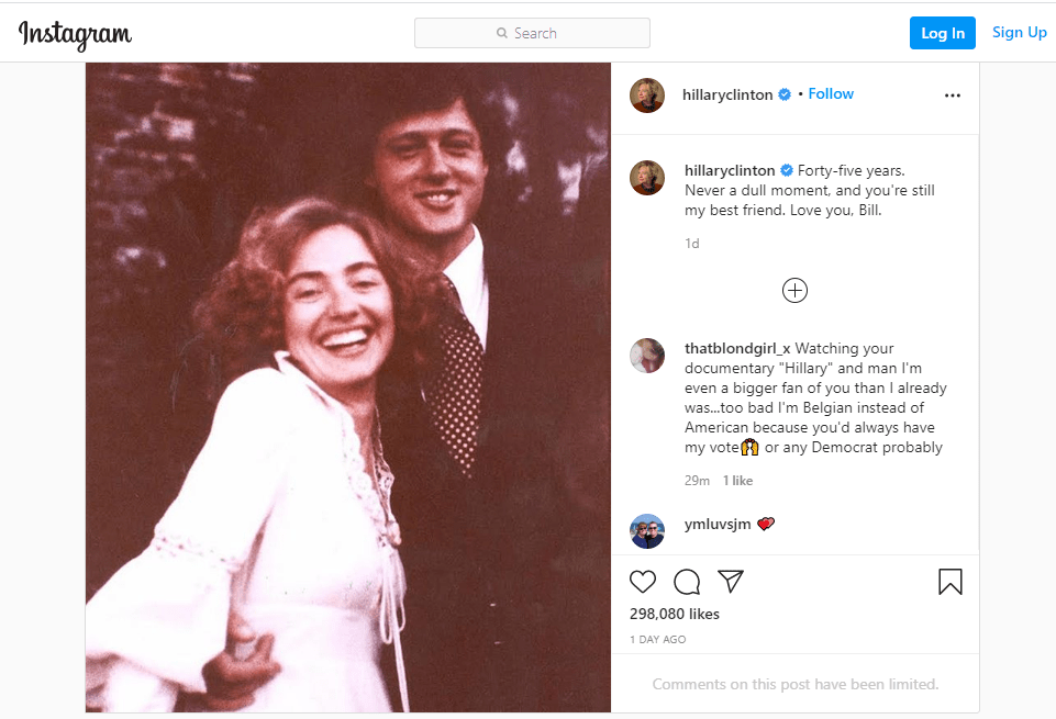 Bill-And-Hillary-Clinton-Celebrate-Their-45th-Wedding-Aniversary