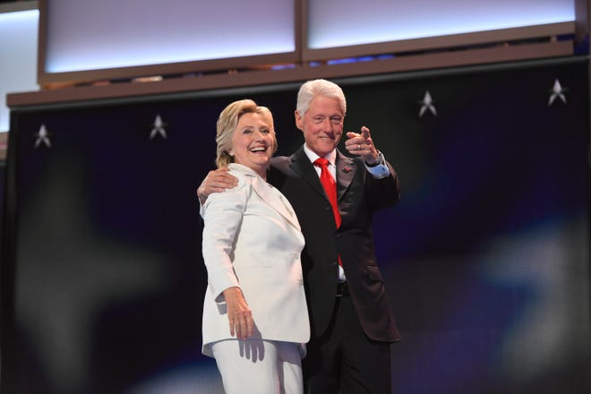 Bill-and-Clinton-45-years-anniversary
