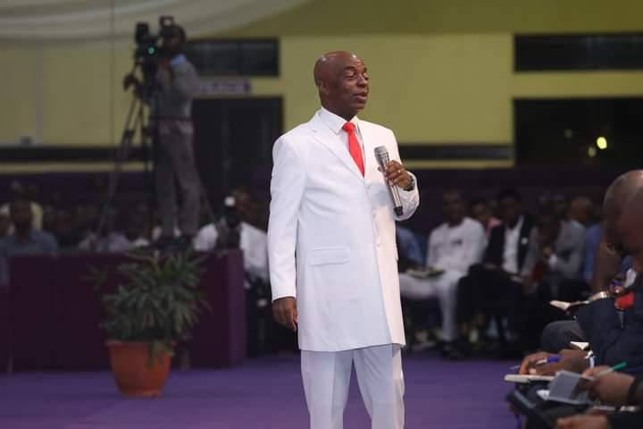 David Oyedepo To Nigerians RESIST FEAR YOU HAVE OVERCOME THE OPPOSITION Afrinotes