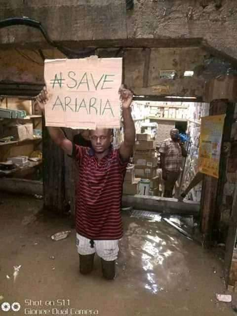 #Save Aba, The Hopeless State of Ariaria Market