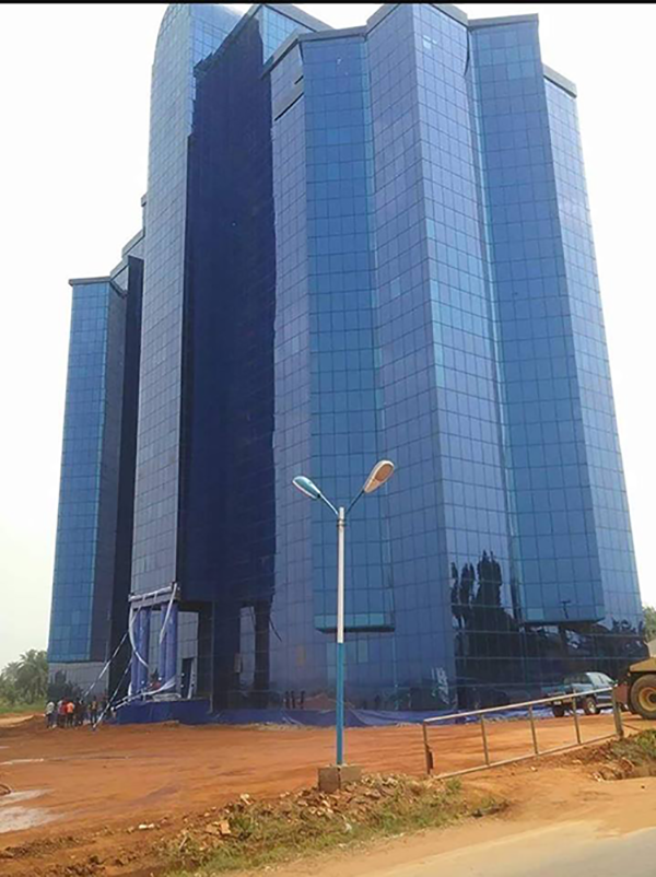 17story world-class medical facility in Anambra state