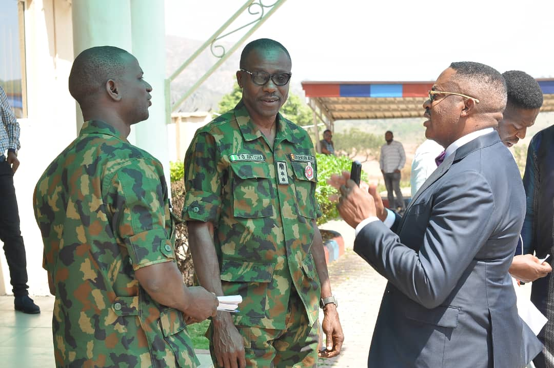 I-Will-Turn-Anambra-State-To-USA-Dr.-Godwin-Maduka-Get-Military-Honour. Afrinotes