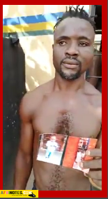 How We Steal Children Sold Them for 100k Across Nigeria