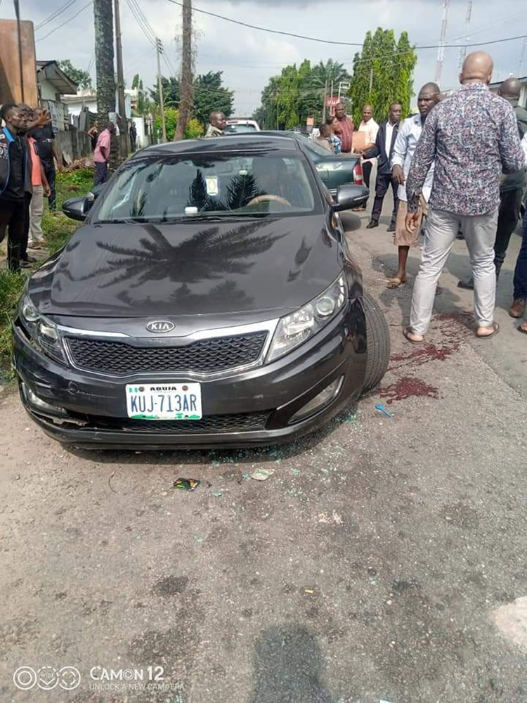 Rivers State Turns Rivers Of Blood In A Blood Day Light Assassination Afrinotes Afri Notes