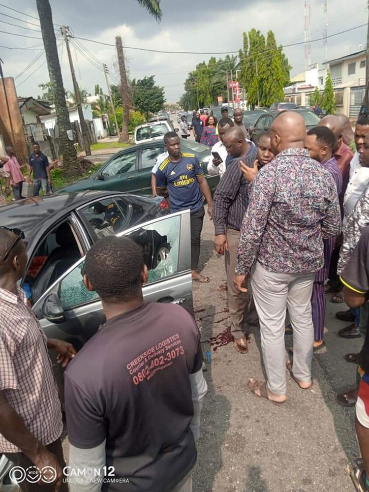 Rivers State Turns Rivers Of Blood In A Blood Day Light Assassination Afrinotes