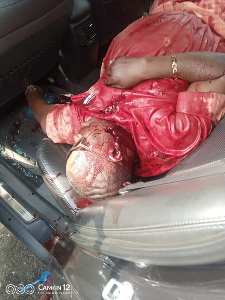 Rivers State Turns Rivers Of Blood In A Blood Day Light Assassination