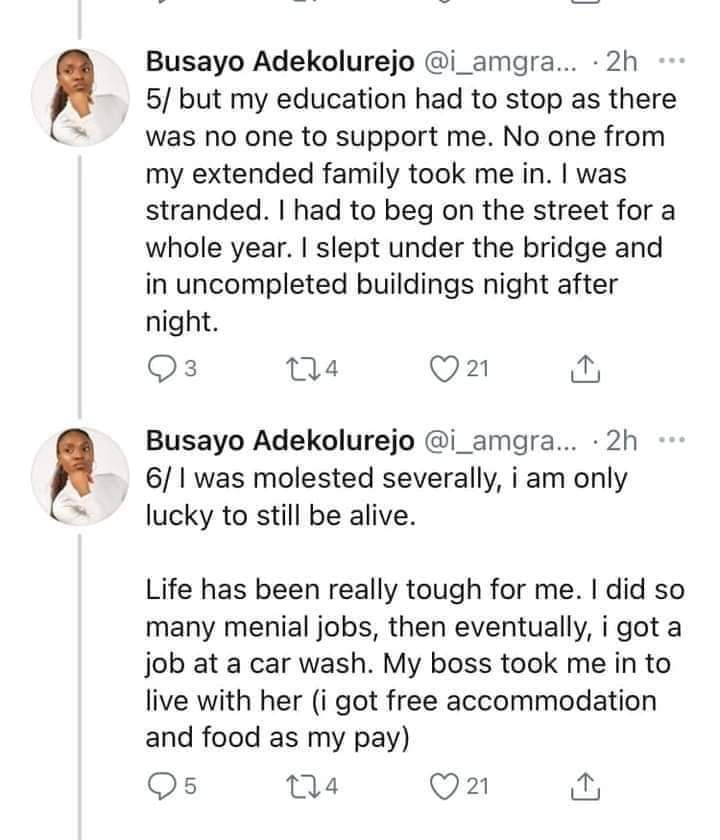 Wife Begs Side Chick To Leave Her Husband Alone. Side Chick Replies 3