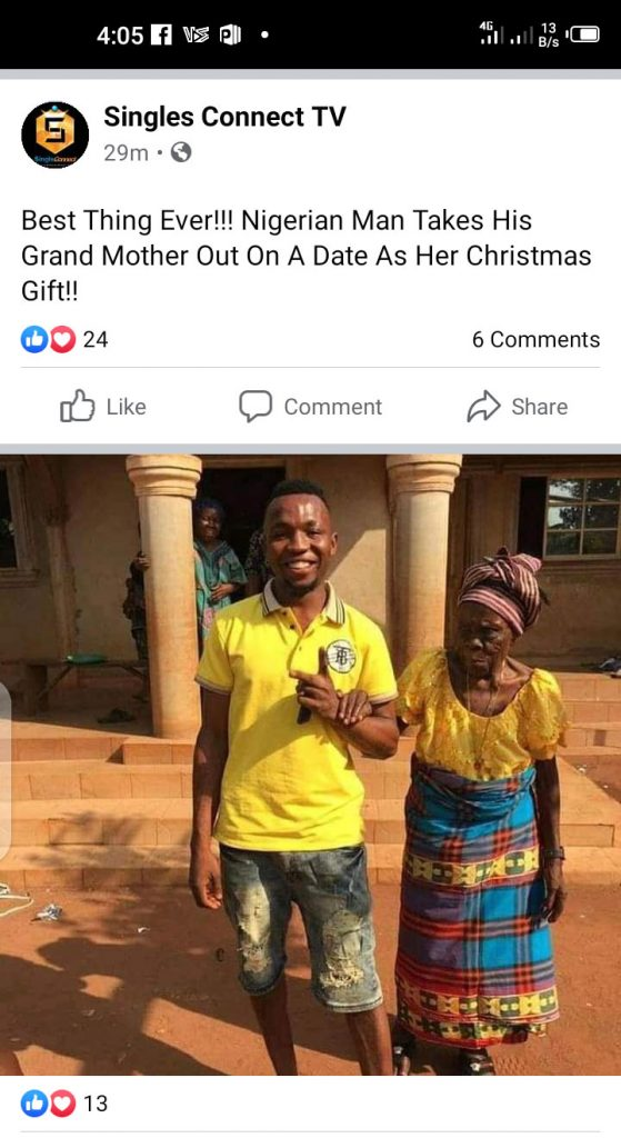 share-on-facebook,-SEE-IT-Unidentified-Man-Takes-His-Grandmother-Out-For-Dinner