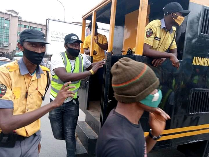 Anambra State Government Inforce Total Compliance Of Wear Face Mask, Arrest Defaulters, afrinotes, 1