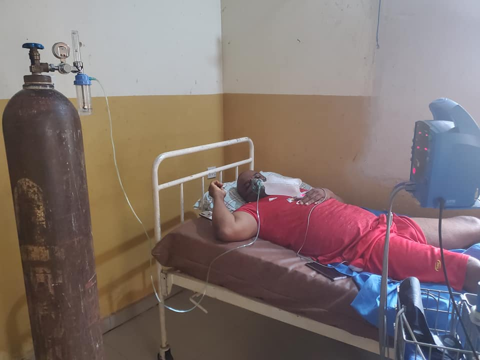 How I Tested Positive To COVID 19 Anambra State House Of Rep Member