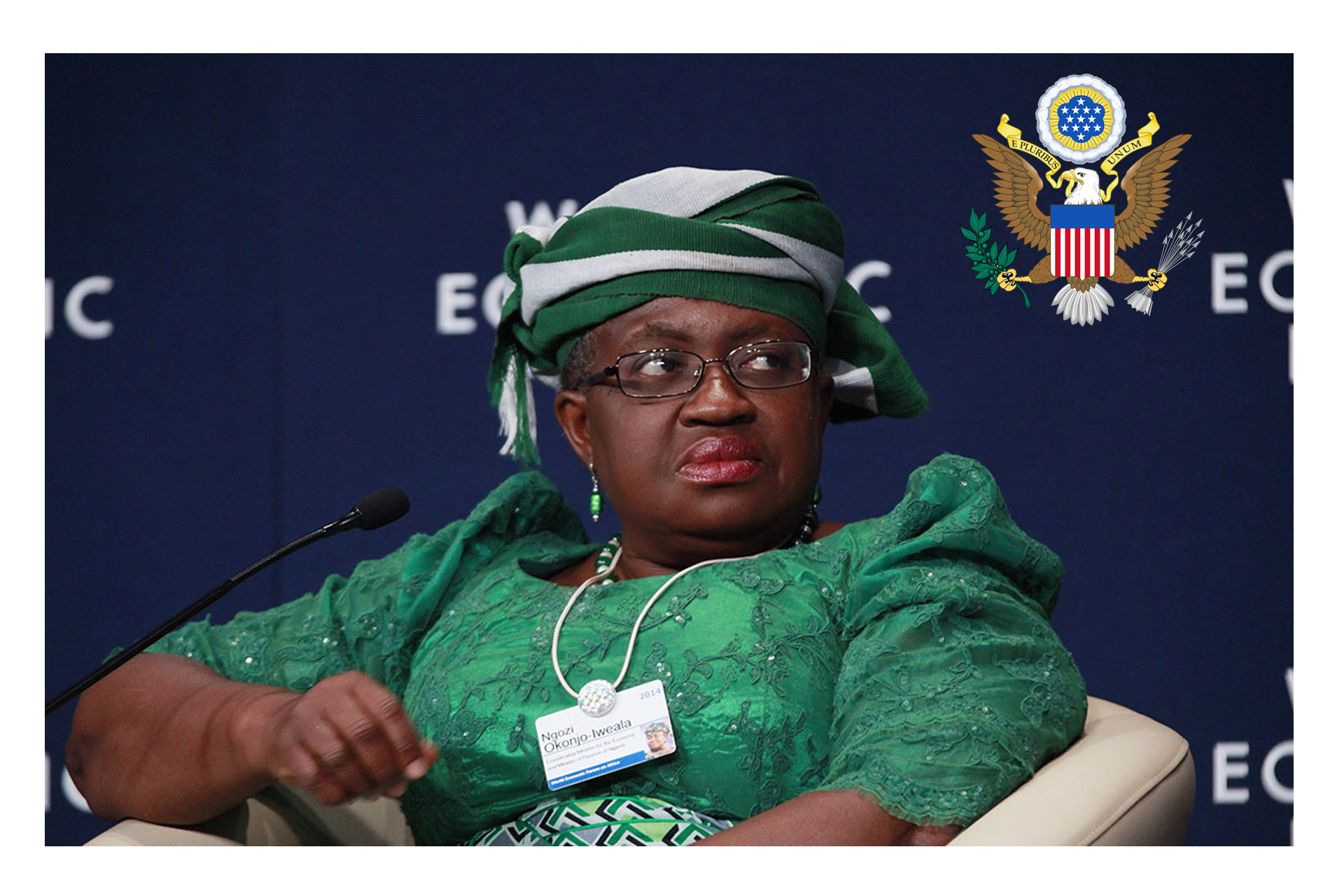 USA President Joe Biden Backs Nigeria's ex-finance Minister Ngozi Okonjo-Iweala For WTO Director