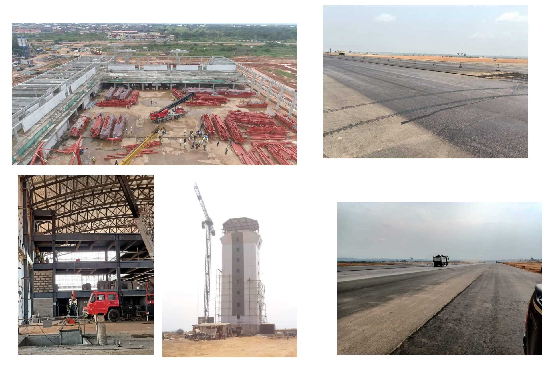 Update On Anambra State International Cargo And Passenger Airport