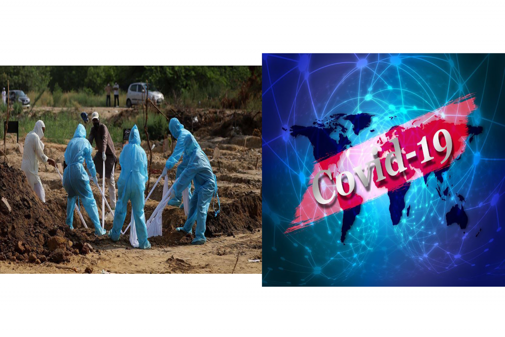 COVID 19 has now killed more than 3 million people globally