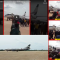 First-Aircraft-To-Land-In-The-Anambra-Cargo-And-Passenger-Airport,-afrinotes-reporters