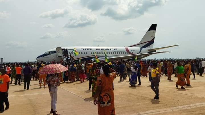 First-Aircraft-To-Land-In-The-Anambra-Cargo-And-Passenger-Airport