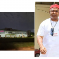 Imo State House Of Assembly Is Not On Fire