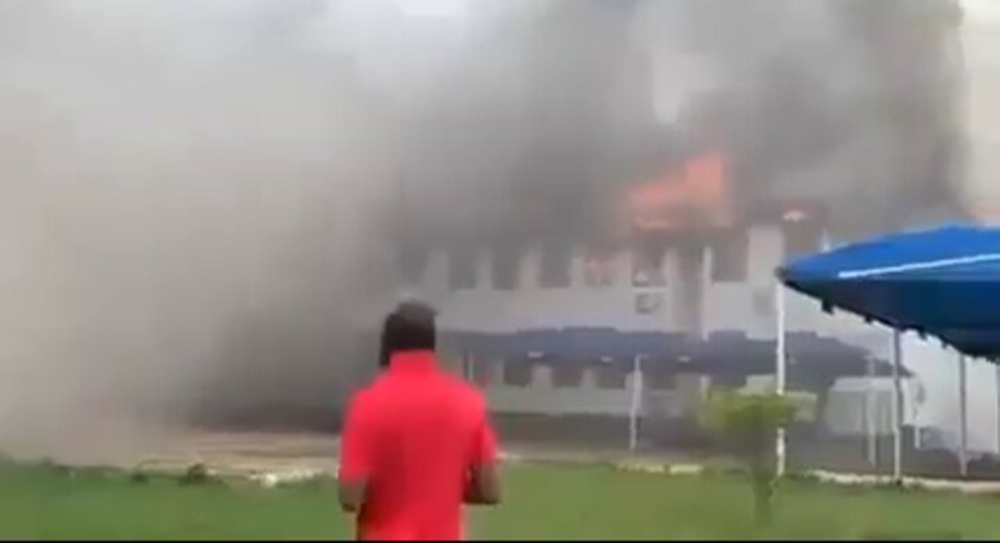 Imo-State-House-Of-Assembly-Is-On-Fire,2