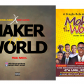 Maker Of The World By Samuel Albert Ft Tessy Austin, featured on Afrinotes