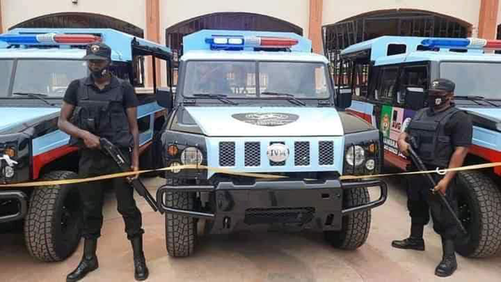 Nnewi Security Outfit Launched, Shares the Same Uniform With ESN PHOTONEWS 1