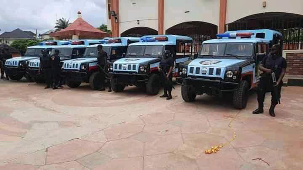 Nnewi Security Outfit Launched, Shares the Same Uniform With ESN PHOTONEWS 3