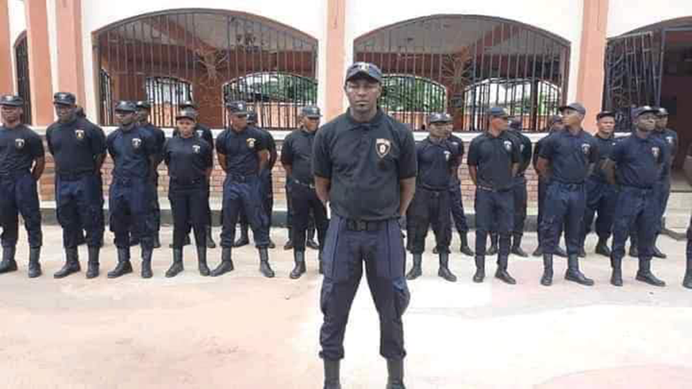 Nnewi Security Outfit Launched, Shares the Same Uniform With ESN PHOTONEWS