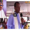 President Buhari Should Honorable Resign Now Or Be Impeached Over Insecurity Rev Father Mbaka