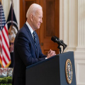 President Joe Biden's first 100 days In Office, the speech and done