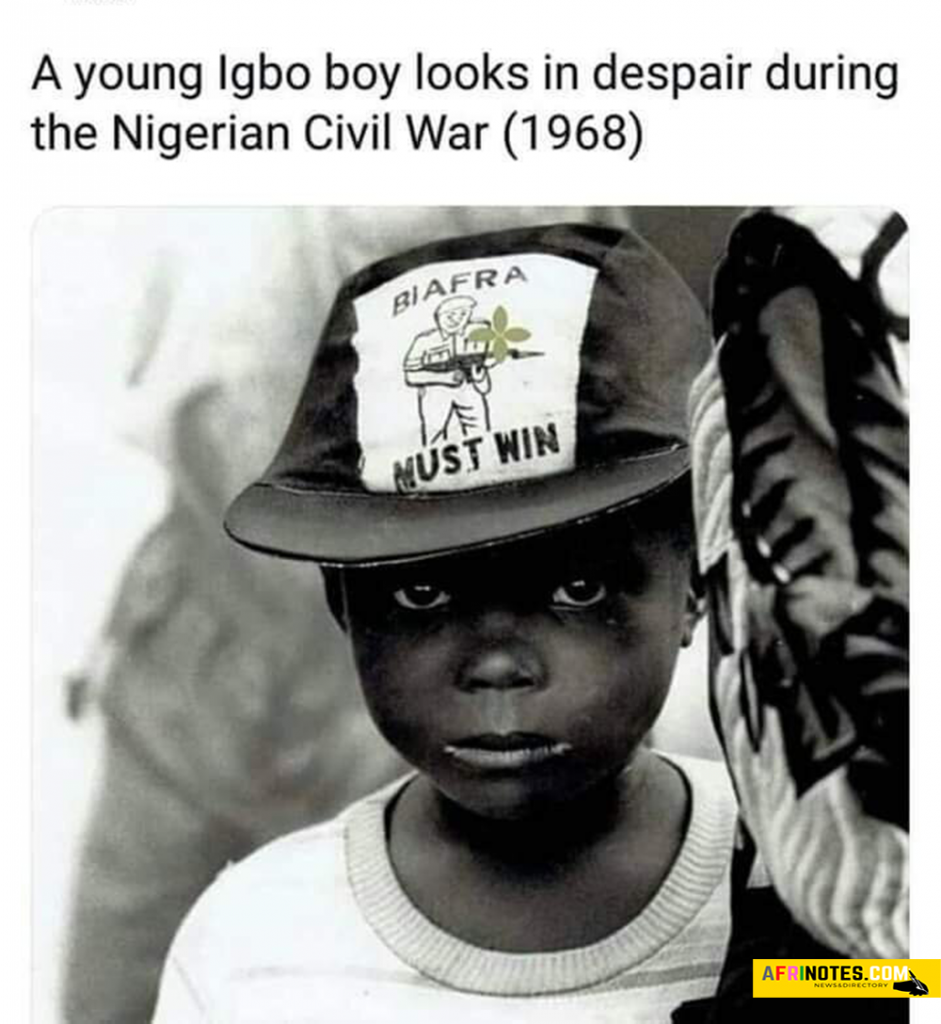 A-Young-Igbo-tribe-boy-looks-in-despair-during-the-Nigeria-Civi-war-in-the-year-1968