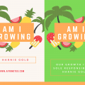 AM I GROWING By Harnie Gold