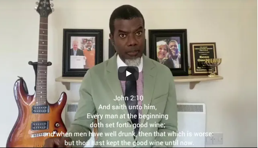 Alcohol Is Not a Sin. Jesus Christ Drank Wine and Told Us We Would Drink Wine in Heaven Reno OmokrI