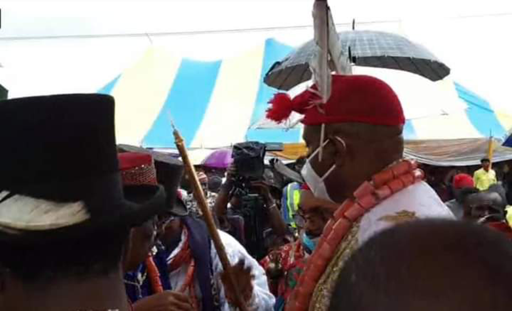 Gov-Wike-Visit-To-Ogoniland-Accorded-The-Highest-Traditional-Honour-3