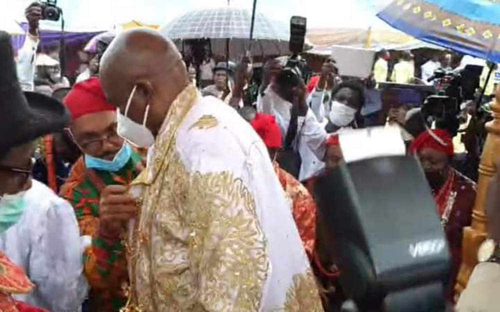 Gov-Wike-Visit-To-Ogoniland-Accorded-The-Highest-Traditional-Honour-5