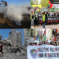 Nationwide ceasefire As Israel Massacre Of Palestinians