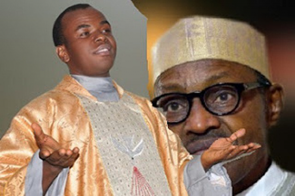 Rev Father Mbaka Declared missing