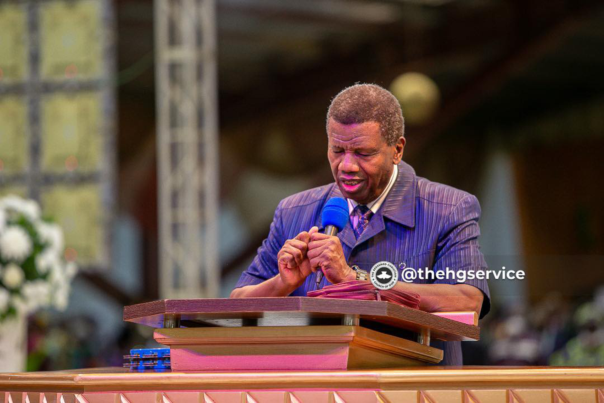 June Holy Ghost Service By Pastor E.A Adeboye