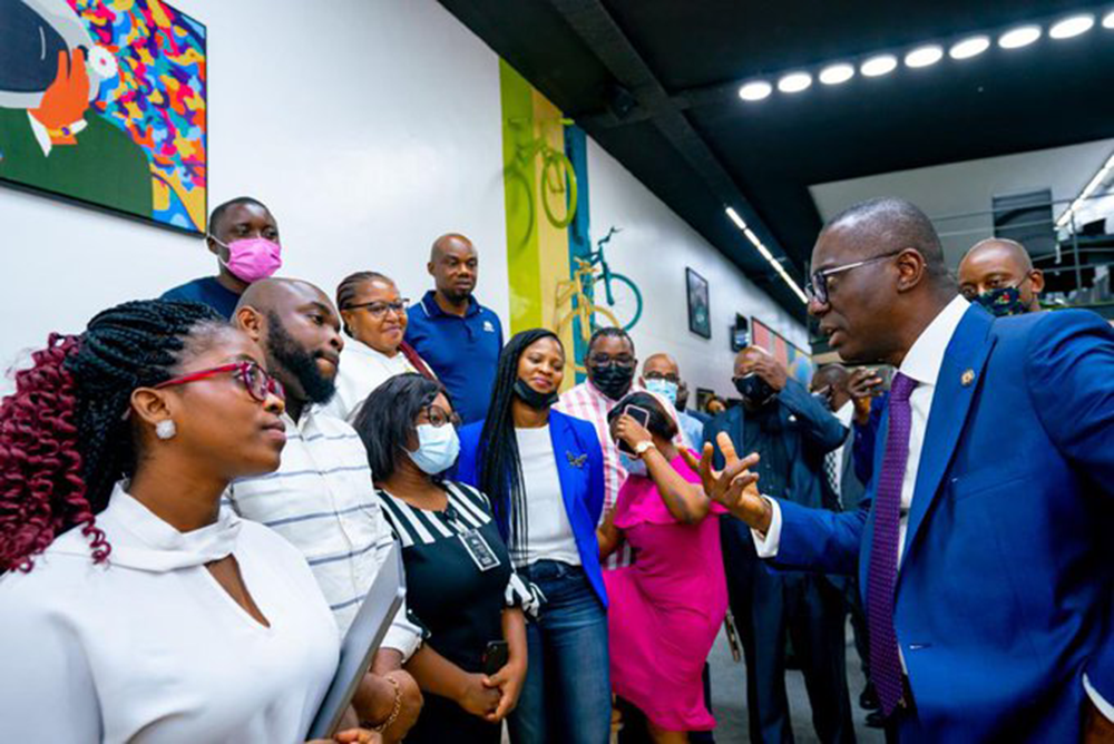 Lagos State Government set to build BIGGEST TECH HUB In Yaba Nigeria