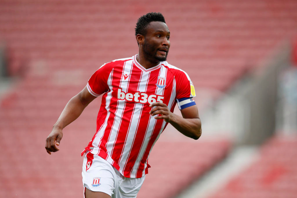 Mikel Obi Extends his contract with Stoke City