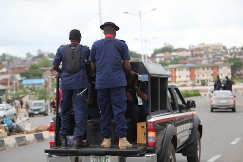 NSCDC officer kills bus driver in Port Harcourt Rivers State Nigeria
