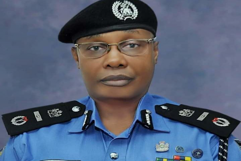 Usman Alkali Baba Appointed the Substantive Inspector General of police