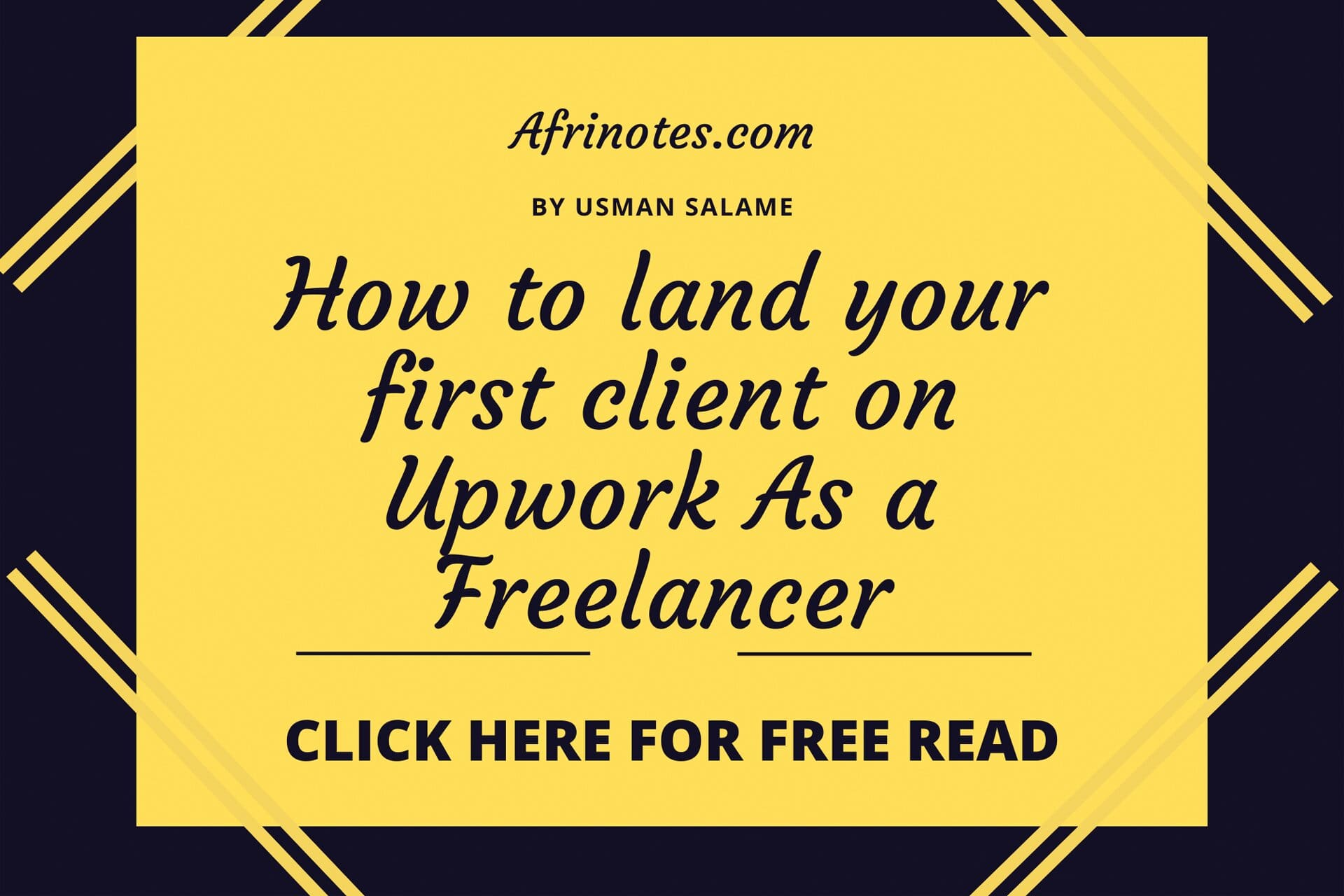 How-to-land-your-first-client-on-Upwork-As-a-Freelancer