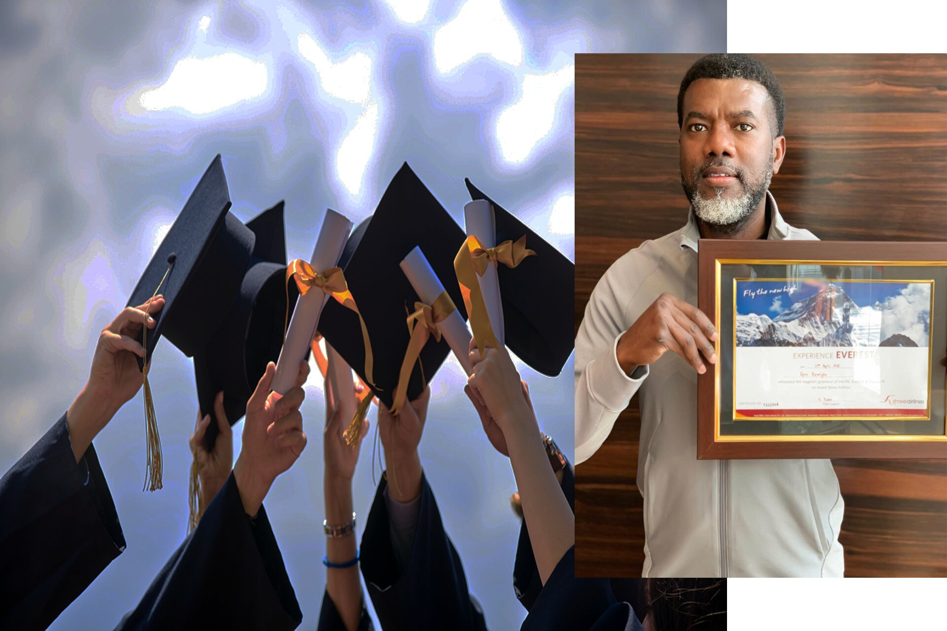 If you are successful and wealthy avoid your school alumni WhatsApp forum - RENO OMOKRI